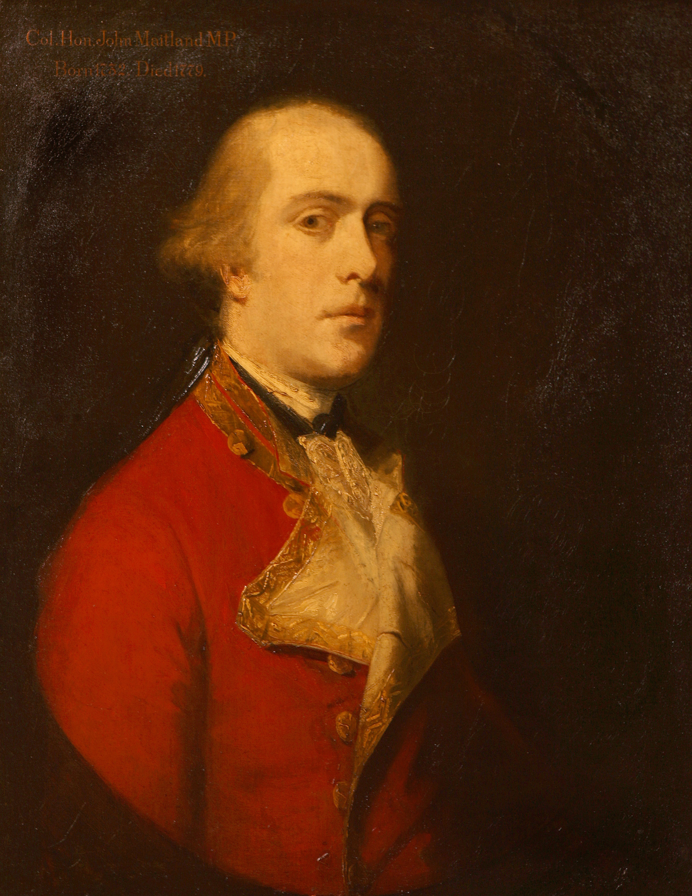 Colonel The Honourable John Maitland
