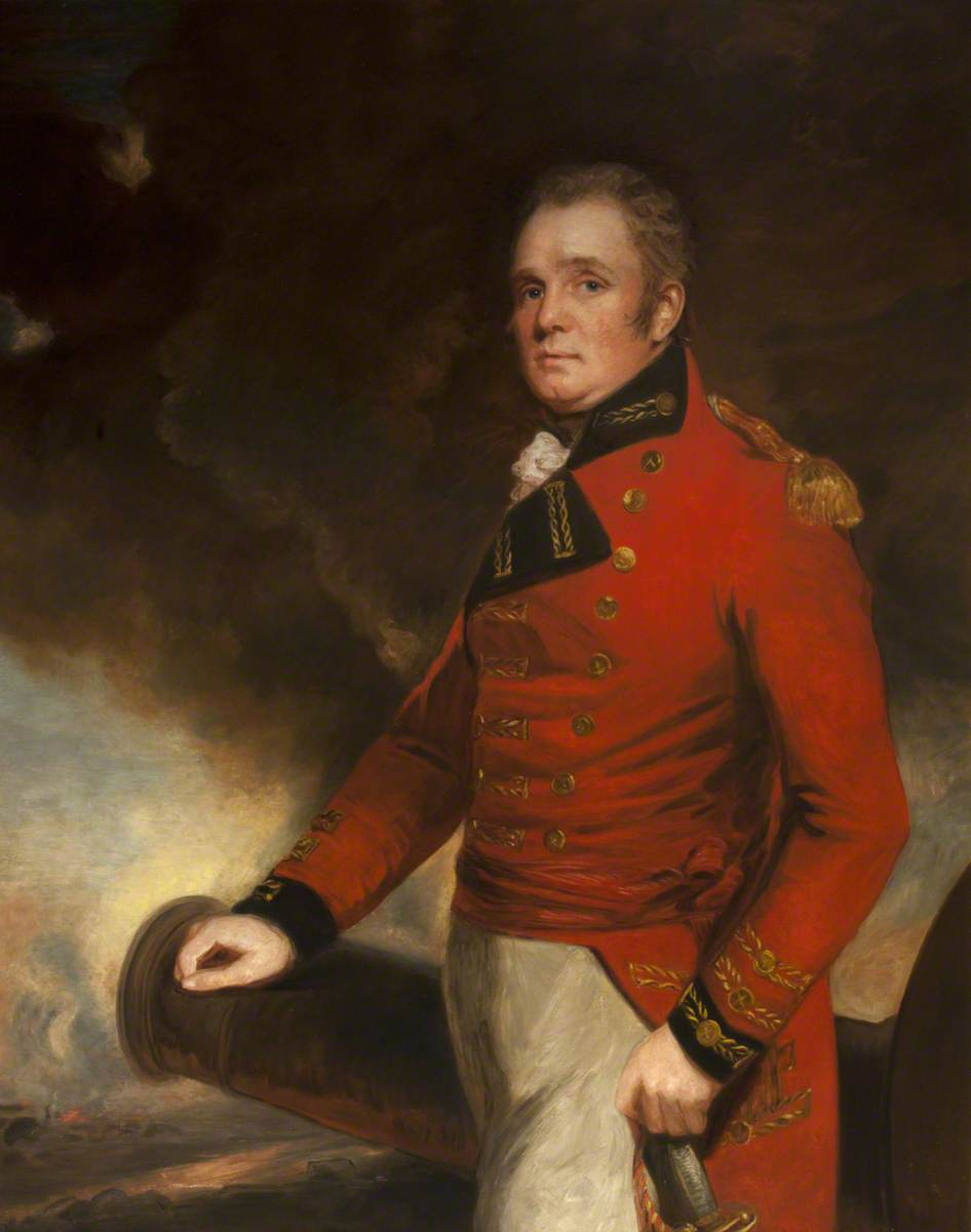 Lieutenant General Sir Thomas Maitland (1759 - 1824)